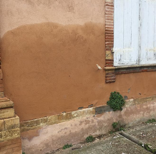Des murs mouillés ?